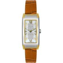 JACQUES LEMANS Women's Geneva Brown Leather ...