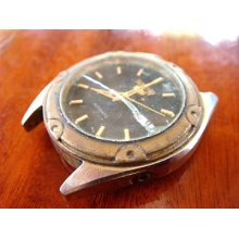 Japanese Watch Automatic Serialn. 131297 For Parts