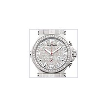 Joe Rodeo Phantom 8.75 ct Diamond Mens Watch JPTM66