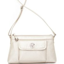 Kim Rogers® P Oyster East/West Crossbody