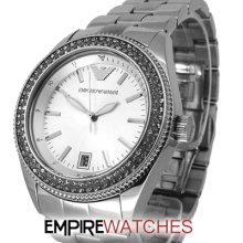 Ladies Emporio Armani Watch - Ar5781 - Rrp £325