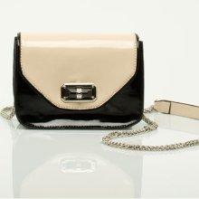 Le Chateau - Patent Crossbody Bag