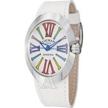 Locman Women's Glamour Donna Watch - Interchangeable Straps ...
