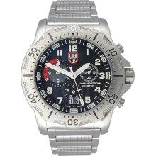 Luminox Men's Series 8100 EVO Black Dial Watch 8152