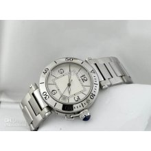 Luxury Pasha 2790 Automatic Stainless Steel Automatic Watch Wristwat