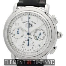 Maurice Lacroix Masterpiece Flyback Annuaire 40mm Stainless Steel
