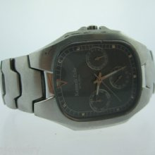 Mens Kenneth Cole York Kc3273 Chrono Watch