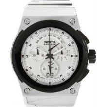 Men's Reserve Akula Chronograph Stainless Steel Case and Bracelet