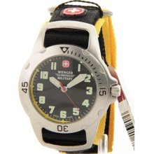 Mens Wenger Swiss Military Extreme I Nylon Watch 70972 ...