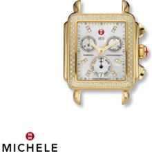 Michele Women's Watch Case MWW06P01B0046- Cases