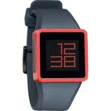 Nixon A137-690 The Newton Digital Watch ...