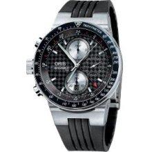 Oris 67775777054RS Watch Williams F1 Team Mens - Black Dial