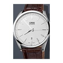 Oris 73376424054LS Watch Artix Mens - Black Dial