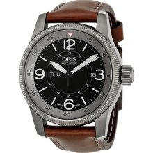 Oris Big Crown Timer Mens Automatic Watch 01 735 7660 4264-07 5 22 75