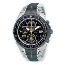 Pedre PF3183-B - Pulsar - Tech Gear/ Flight Computer Men's Watch