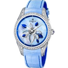 Perrelet Double Rotor Diamond Flower Womens A2038-2