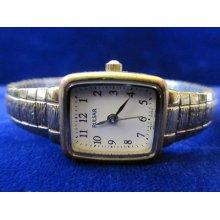 Pulsar Women's Gold Tone Watch Pph520 P313