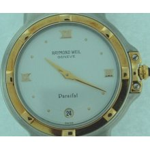 Raymond Weil Stainless Date Display Quartz Watch
