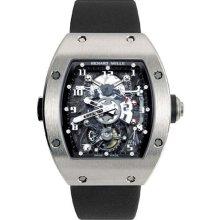 Richard Mille Unisex RM 003 Black Dial Watch RM003-V2-Ti