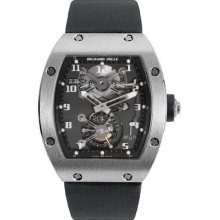 Richard Mille Unisex RM 002 Black Dial Watch RM002-V2-WG