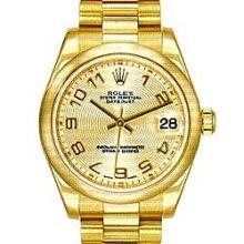 Rolex President Midsize 178248
