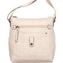Rosetti Cremini Mini Triple Play Carlene Crossbody Bag