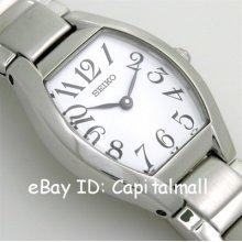 Seiko Hardlex Crystal Ladies 30m Watch Sfq861