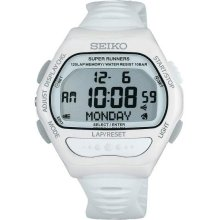 Seiko Prospex Super Runners White Sbdf027 Watch
