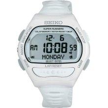 Seiko Prospex Super Runners White Sbdf027 Watch