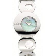 Seksy Model 4798.37 Ladies Analogue Made With Swarovski Crystal Bracelet Watch