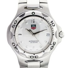 TAG Heuer WI1114-0 Professional Stainless Steel Mens Watch