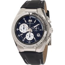 TechnoMarine Cruise Leather Chronograph Mens Watch 110002L