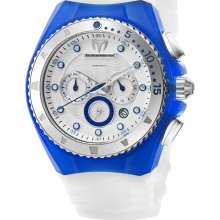 Technomarine Women's Silver Dial Watch 109013