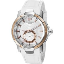 Technomarine Women's White Mother Of Pearl Dial Watch 609019