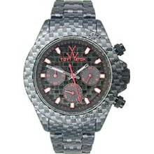 Toy Watch Imprint Carbon Chronograph Unisex watch #FLE05CA