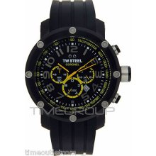 Tw Steel Tw865 Tech 48mm Tom Coronel Limited Edition Watch Fast Ship
