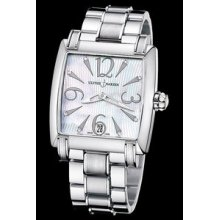 Ulysse Nardin Caprice Ladies Steel Diamond Watch 133-91-7/691