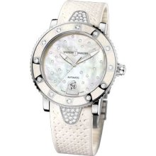 Ulysse Nardin Marine Diver Starry Night Steel Womens 8103-101E-3C-20
