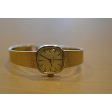 Vintage Omega 14k Swiss Made Womens Wristwatch Look Buy It Now