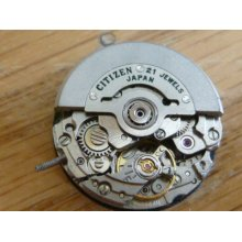Vintagecitizen 6601 Day-date Complete Automatic Parts Movement W/dial