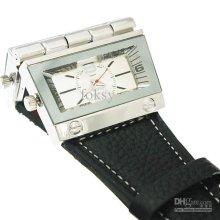 Wholesale Oulm Men Luxury Wrist Watch Quartz Men Sports Watches + Th