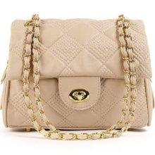 Women's Synthetic Leather Mini Shoulder Bag 3 Color