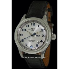 Ball Trainmaster wrist watches: Trainmaster Cleveland Express nm1058d-