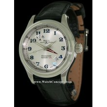 Ball Trainmaster wrist watches: Cleveland Express Dual Time gm1020d-lc