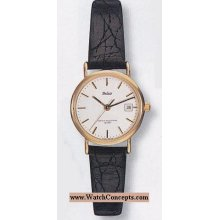 Belair Lady Casual wrist watches: Ultra Slim White Dial a4252y/s-wht