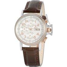 Carucci Ca1128Rg-Wh Carucci Ca1128Rg-Wh Automatic Mens Watch
