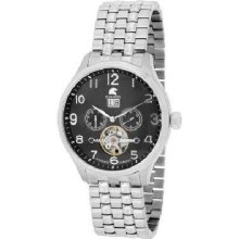 Carucci Ca2143bk Automatic Mens Watch