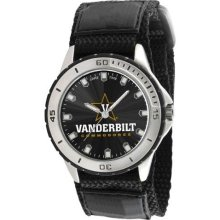 Game Time Official Team Colors. Col-Vet-Van Men'S Col-Vet-Van Veteran Custom Vanderbilt Veteran Series Watch