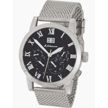 Mens Automatic Stainless Steel Wrist Watch Andssb