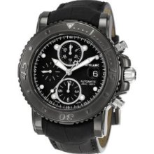 Montblanc Sport Men's Stainless Steel Case Chronograph Automatic Watch 104279